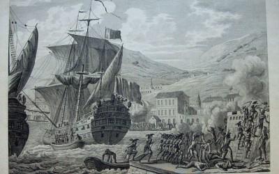 Szybka zmiana sojusznika na Haitańczyka. Jak Polacy namieszali na Haiti.